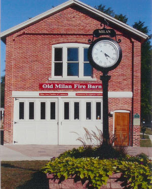Old Fire Barn